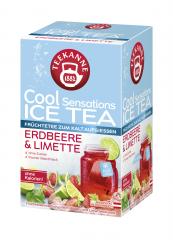 Teekanne Cool Sensations Čaj jahoda+limetka 45g