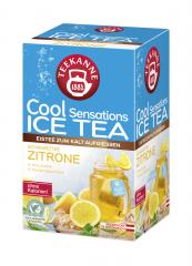 Teekanne Cool Sensations Čaj Ice Tea citrón 45g