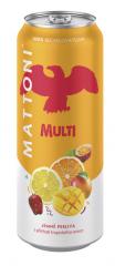 Mattoni Multi 4x500ml plech
