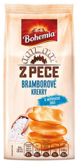 Bohemia Krekry bramborové z pece mořská sůl 100g