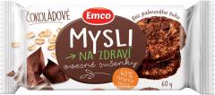 Emco Sušenky čokoládové 60g