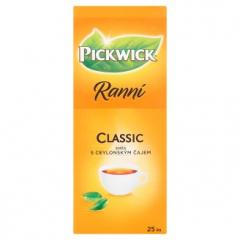 Pickwick Ranní Classic směs s ceylonským čajem 25 x 1,75g