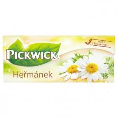 Pickwick Heřmánek bylinný čaj 20x1,5g