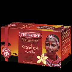 Teekanne Rooibos&Vanilla čaj 20x2,25g