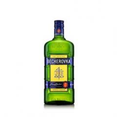 Becherovka likér 38% 500ml