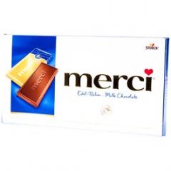 Merci Čokoláda mléčná 100g