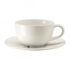 Kávový šálek s podšálkem 140ml