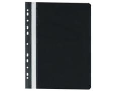 Rychlovazač A4 PVC euro černý