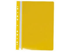 Rychlovazač A4 PVC euro žlutý