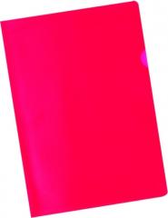 Obal zakládací L červený AH111