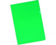 Obal zakládací L zelený AH114