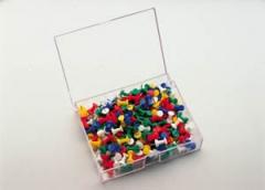 Špendlíky na korkové tabule 100ks