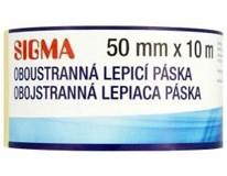 Lepící páska oboustranná lepící Sigma