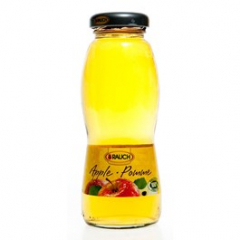 Rauch Jablko 100% džus 200ml vratná láhev /24ks