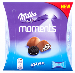 Milka Moments Oreo mini 92g