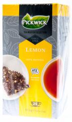 Pickwick 100% Natural Tea Master Selection čaj černý/citron 25x1,5g