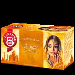 Teekanne Ginger/Curcuma čaj 20x1,75g