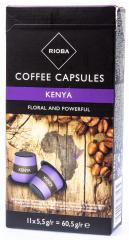Rioba Kapsle Kenya 11x5,5g
