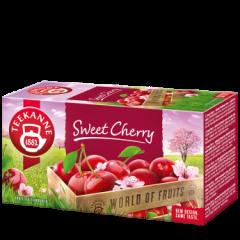 Teekanne Sweet Cherry ovocný čaj 20x2,5g