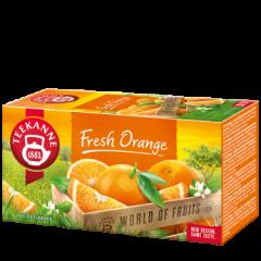 Teekanne Fresh Orange ovocný čaj 20x2,25g