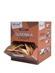 Sušenky ke kávě - 150 x 5,6g / 3 příchutě