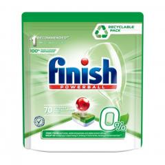 Finish All in one Eco tablety do myčky 70ks