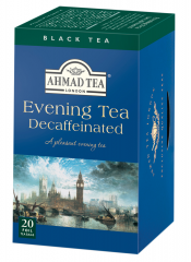 Ahmad Evening Tea bez kofeinu 20x2g