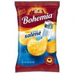 Bohemia Chips solené 140g