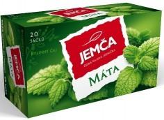 Jemča Máta bylinný čaj 20*1,5g