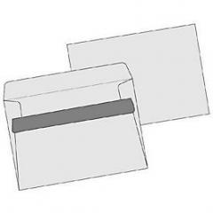 Obálka C5 samolepící bílá 50ks
