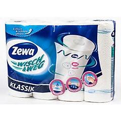 Zewa Wisch&Weg kuchyňské utěrky bílé 2-vrstvé 4ks