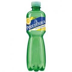 Poděbradka 0,5l citron /12ks