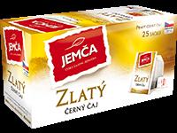 Jemča Zlatý černý čaj 25*2g