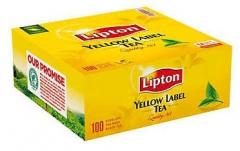 Lipton Yellow Label černý čaj 100x1,8g