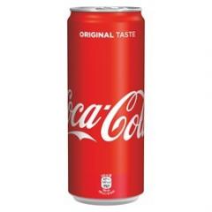 Coca Cola plech 0,33l /24ks