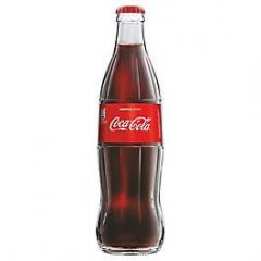 Coca Cola sklo 330ml, vratná láhev /24ks