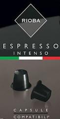 Rioba Espresso Intenso 10x5g kapsle