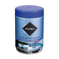 Rioba bez kofeinu mletá káva 250g