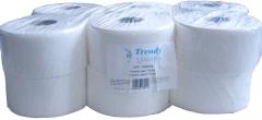 Toaletní papír TRENDY jumbo, 19 cm/9,5 cm, 12 rolí