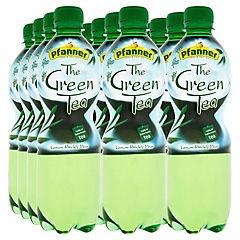 Pfanner čaj zelený citron kaktus 0,5l /12ks