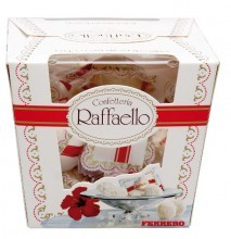 Raffaello pralinky s mandlí a kokosem 150g
