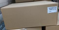 Ručník papírový skládaný Zigzag-ZZ,1vrstva,5000ks,šedá