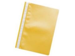 Rychlovazač A4 PP žlutý