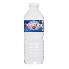Cristaline pramenitá voda neperlivá 500ml /24ks